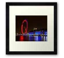 The Eye, London, UK Framed Print
