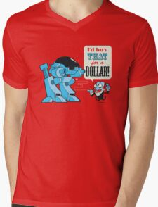 I'd buy that for a dollar! Mens V-Neck T-Shirt
