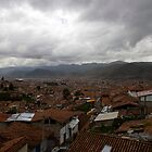 Cusco rooftops by jorginho
