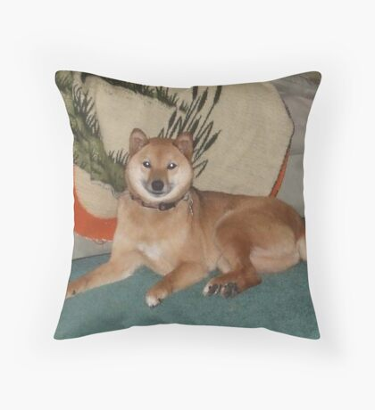 Sporty Throw Pillow