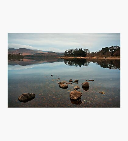 Derwentwater Reflections Photographic Print