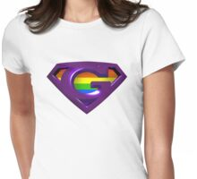 SuperGay Womens Fitted T-Shirt
