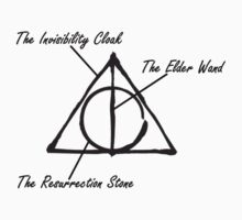 The Deathly Hallows by TomLivie