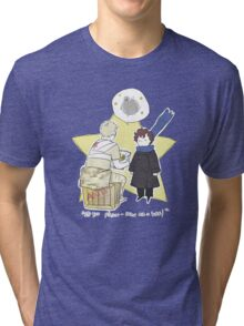 The Little Consulting Detective Tri-blend T-Shirt