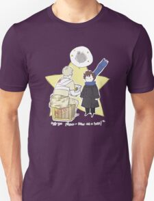 The Little Consulting Detective T-Shirt