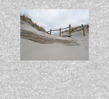 Sand Dune and Split Rail Fence Unisex T-Shirt