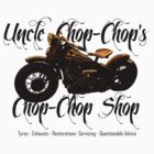 Chop Shop by Siegeworks .