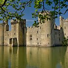 Bodium Castle.  by Paul Richards