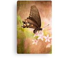 Spring Pastel Canvas Print