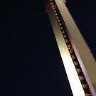 Tipping tower by yampy