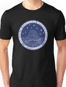 Devil's Tower Spaceport Unisex T-Shirt
