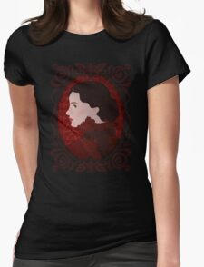 Crimson Peak - Love Makes Monsters of Us All Womens Fitted T-Shirt