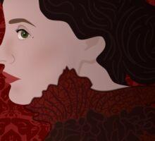 Crimson Peak - Love Makes Monsters of Us All Sticker