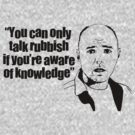 Karl Pilkington Quote - An Idiot Abroad (Light Shirts) by oawan