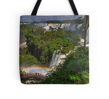 Rainbow and Falls Tote Bag