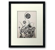 Bothria Framed Print