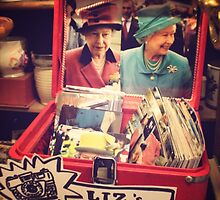 Queen Liz by MissBea