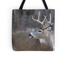 Eight Pointer Tote Bag