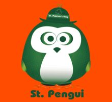 St Patrick Pengui Kids Clothes