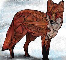 Red Fox by Ben Geiger