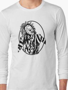 Beetlejuice, Beetlejuice, Beetlejui-- Long Sleeve T-Shirt