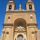 Maltese Church by lapoota72