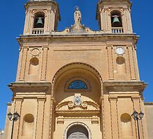 Maltese Church by lapoota72