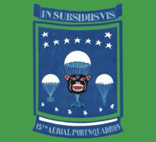 15th Aerial Port Squadron Baby Tee