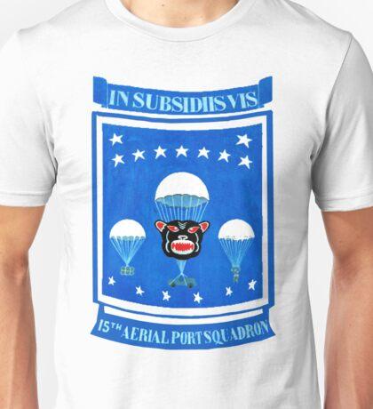 15th Aerial Port Squadron Unisex T-Shirt