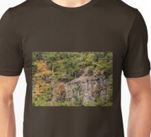 The Cliffs - Green Lane Reservoir - Green Lane PA - USA Unisex T-Shirt
