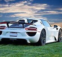 2014 Porsche 918 Spyder 'Your View' by DaveKoontz