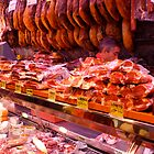 Deli in Barcelona by lapoota72