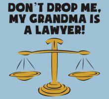 My Grandma Is A Lawyer One Piece - Short Sleeve