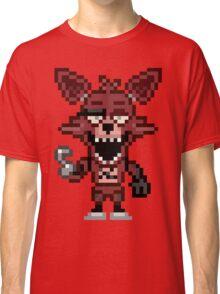 Five Nights at Freddy's - Foxy Mini Pixel Classic T-Shirt