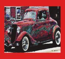 vintage car Kids Clothes