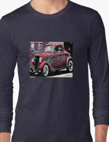 vintage car Long Sleeve T-Shirt