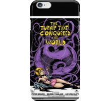 The Turnip That Conquered The World iPhone Case/Skin