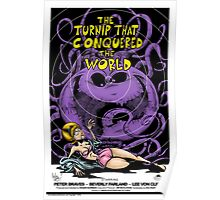 The Turnip That Conquered The World Poster