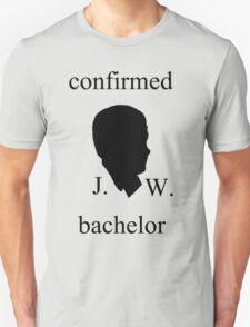 confirmed bachelor John Watson T-Shirt