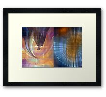 Abstract_010312_03 Framed Print