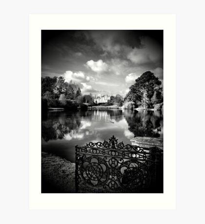 Sheffield Park, East Sussex Art Print
