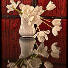 Springy Tulips by Wendi Donaldson Laird