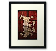 Springy Tulips Framed Print