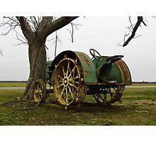 Deere On The Prairie Photographic Print