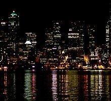 Seattle Reflections by lensharp