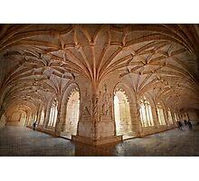 Jerónimos Monastery Photographic Print