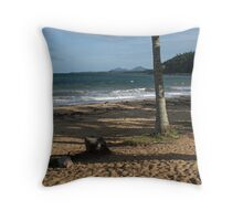 Bingil Bay - Late Afternoon Throw Pillow