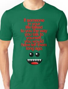 IF SOMEONE (RED) Unisex T-Shirt