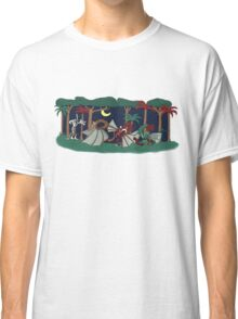 Where the Dragons Are Classic T-Shirt