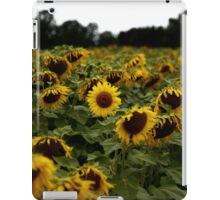 Late Bloomer iPad Case/Skin